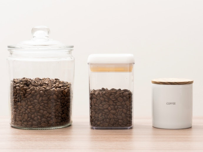 豆 保存 コーヒー
