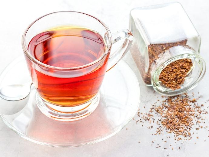 ルイボス:スッキリとした甘さで飲みやすい。ノンカフェインで抗ウイルス作用も