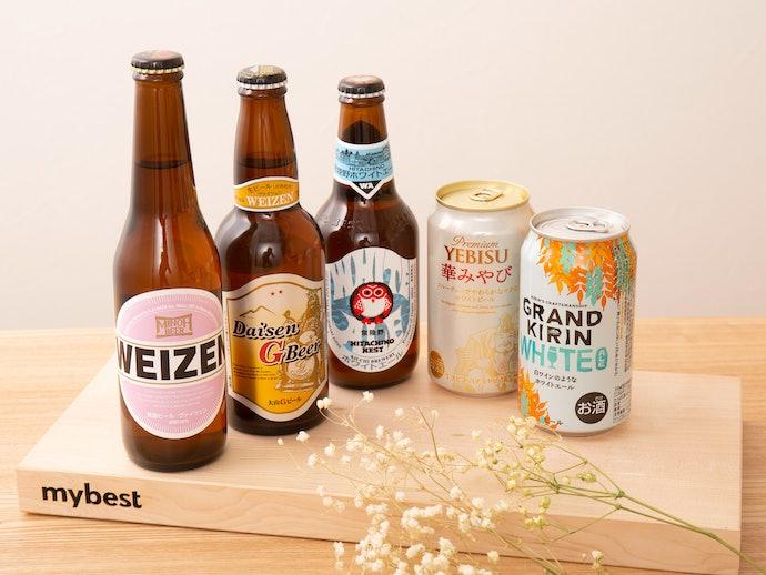 白ビール入門者は日本のお気に入りメーカーから選ぶのもアリ!