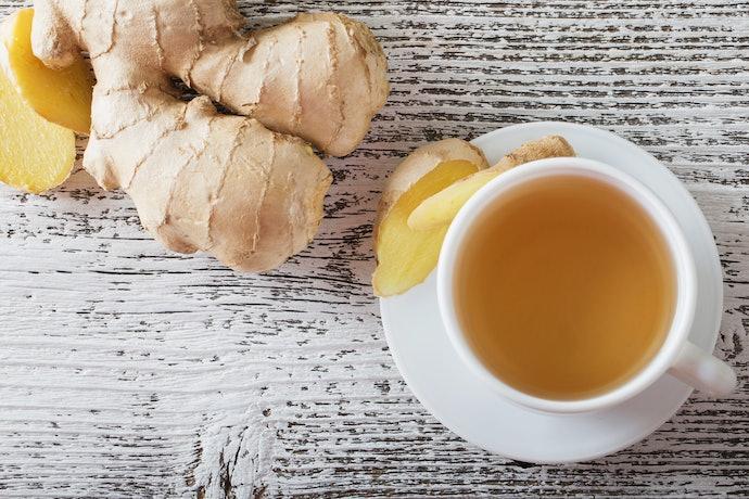 ジンジャー:生姜効果で体を温める。風邪の予防や冷え性の方に