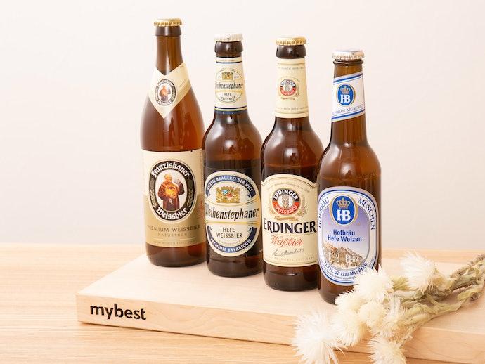 スッキリした味わいの白ビールが好みの方にはドイツ産がおすすめ