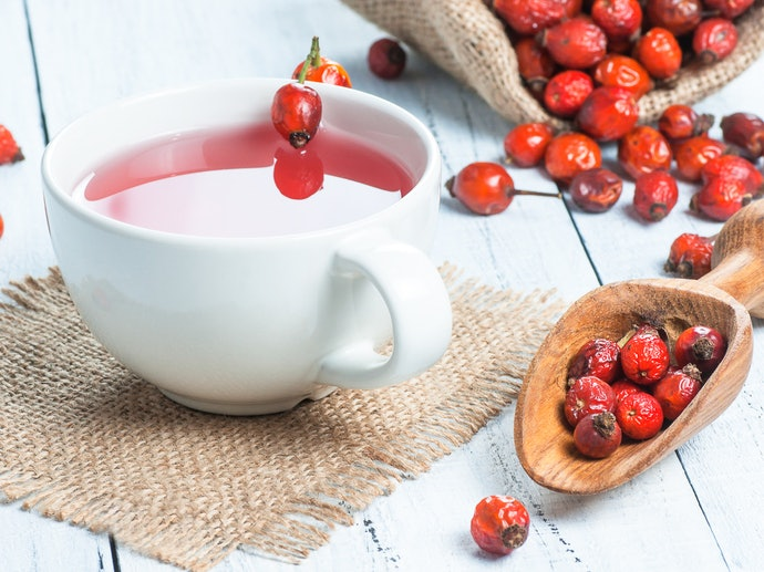 ローズヒップ:ビタミン豊富で美肌を目指す方におすすめ。血行促進効果も