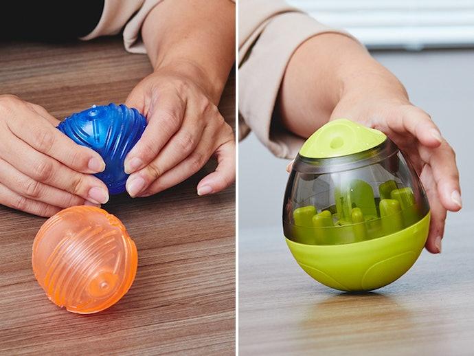 【検証結果ハイライト】分厚いゴム製・プラスチック製の商品が優秀!布と木のおもちゃは残念な結果に