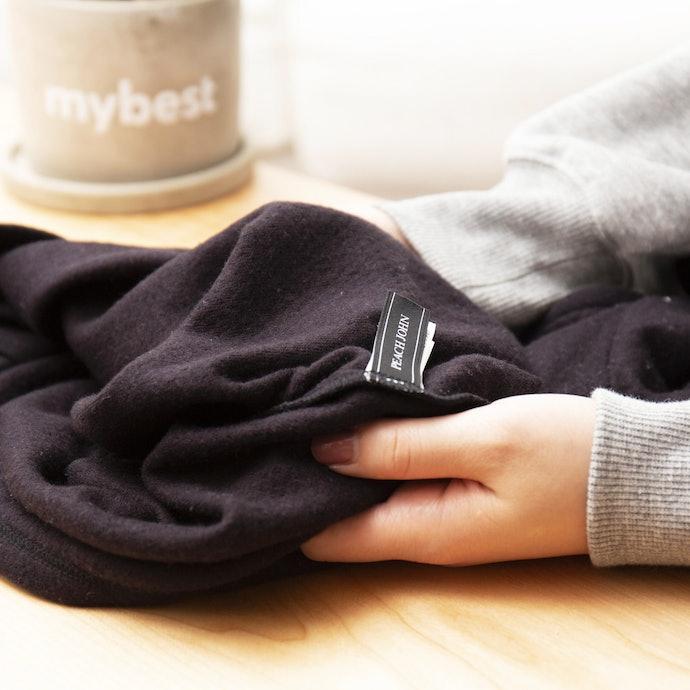 【検証結果ハイライト】裏起毛素材は着心地よく、体感の暖かさも抜群!
