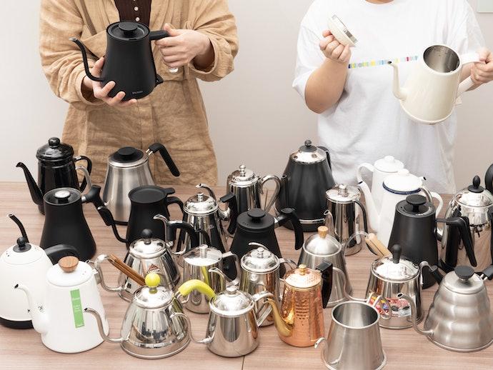 コーヒーポットの検証