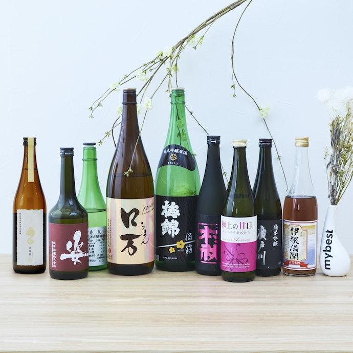 甘口の日本酒の検証