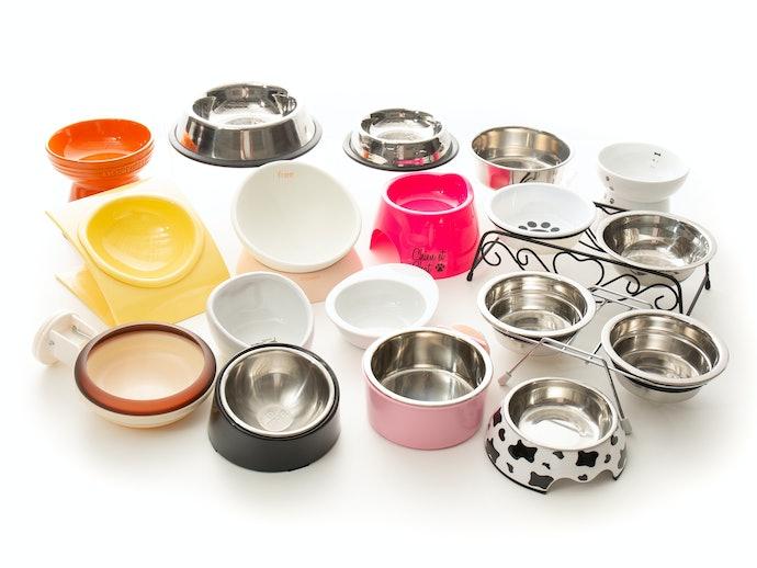 犬用食器の検証