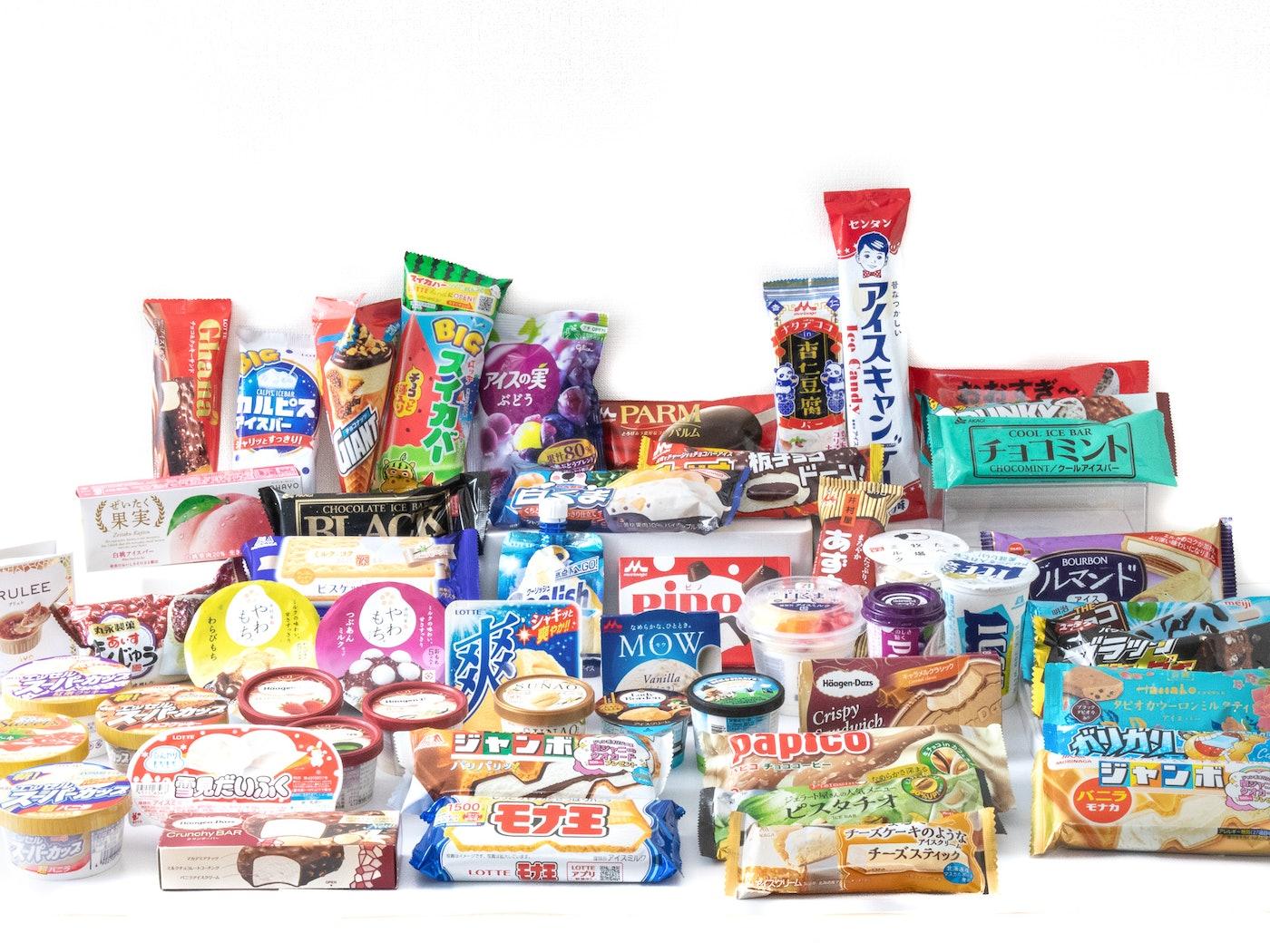 【徹底比較】市販アイスクリームのおすすめ人気ランキング54選【カロリー・特徴も】