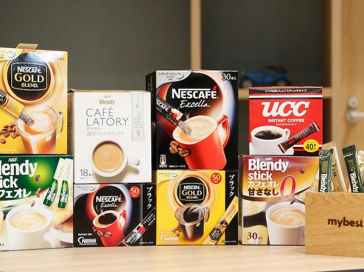 インスタント コーヒー 分量