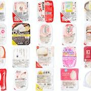 【徹底比較】パックご飯のおすすめ人気ランキング20選
