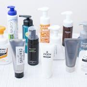 【徹底比較】メンズ乾燥肌向け洗顔料のおすすめ人気ランキング15選