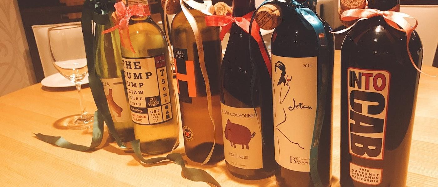 ソムリエが厳選!プレゼントにおすすめのワイン22選