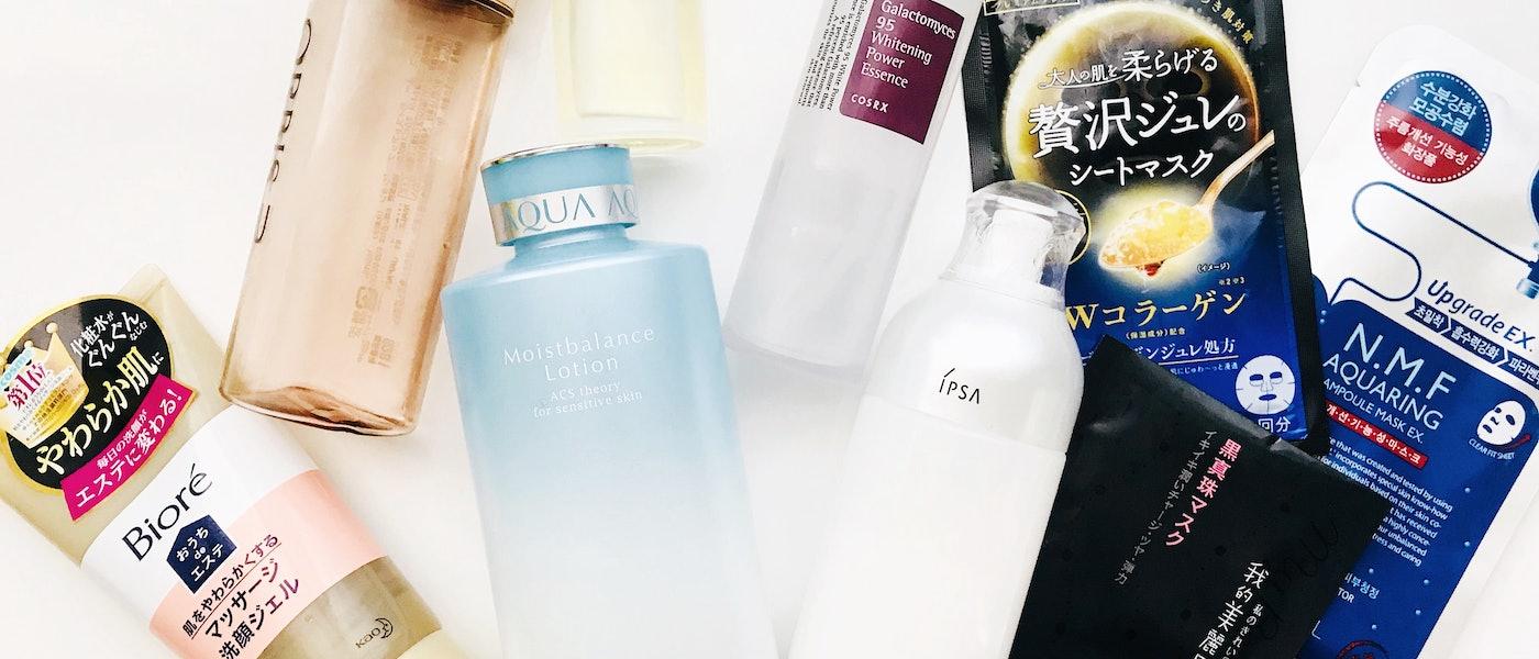 超乾燥肌の人気美容ブロガーが愛用!保湿におすすめのスキンケア10選