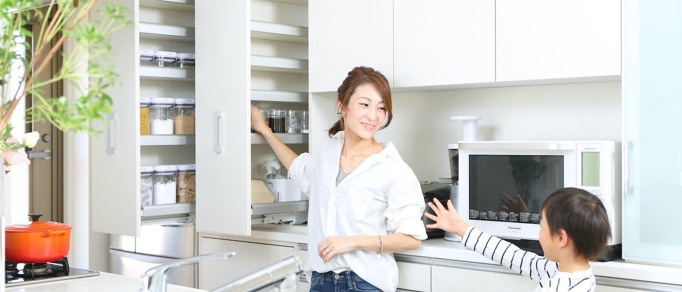 整理収納アドバイザーおすすめのキッチン収納グッズ7選