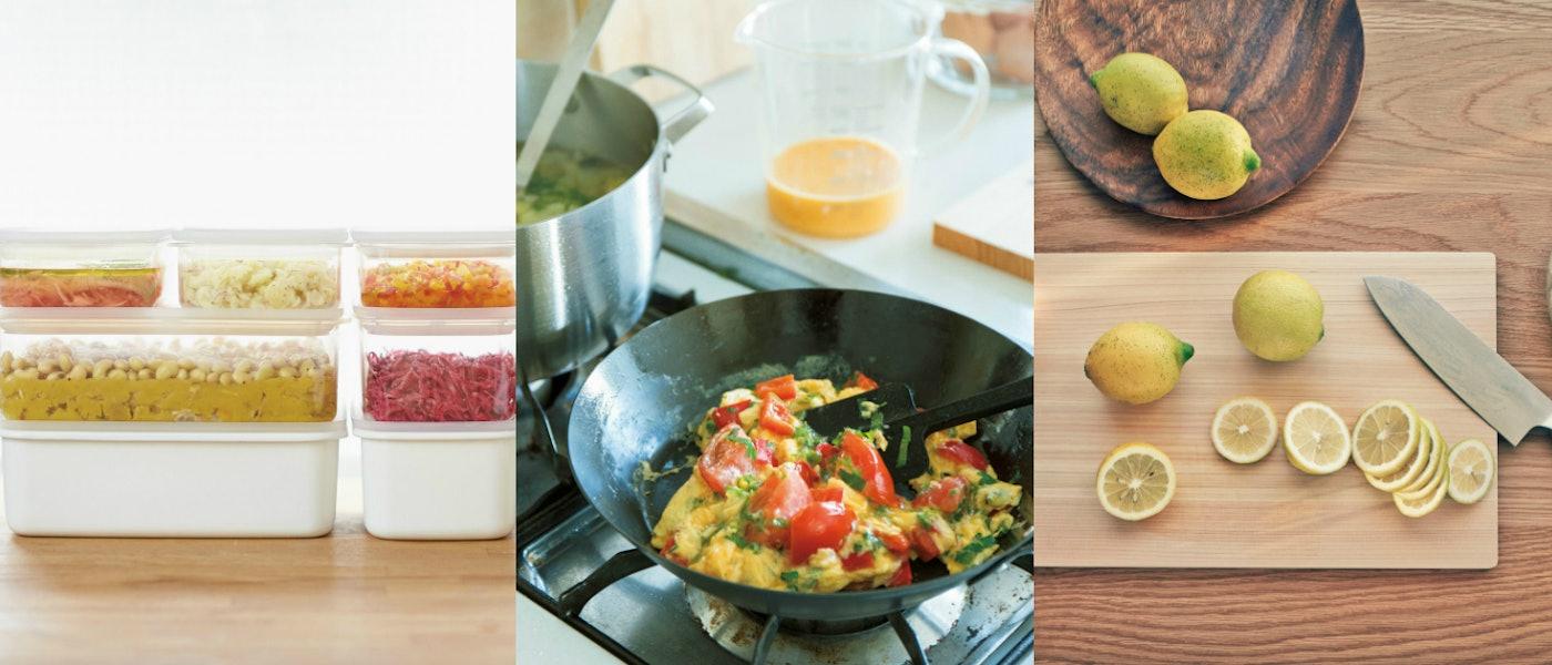 無印良品の商品担当者がおすすめするキッチン用品10選