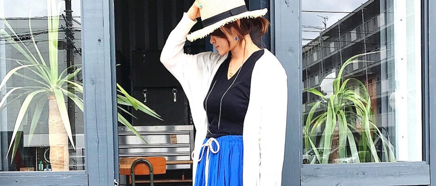 読モママ・中道あすか愛用♡2018夏のプチプラママコーデ7選