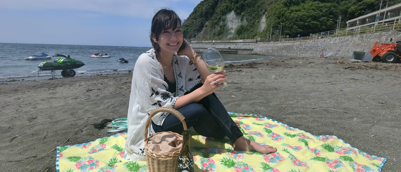 湘南SUPガール・芳美リンおすすめ★大人女子のビーチスタイル8選