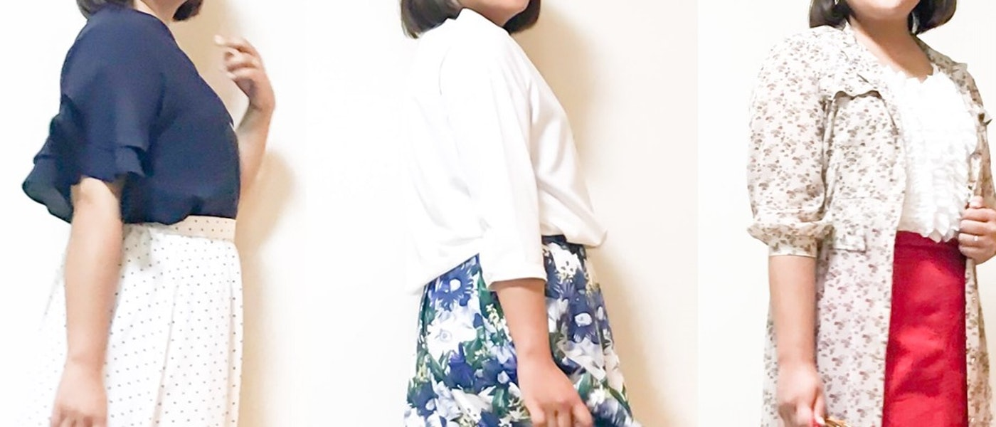 ぽっちゃりファッションブロガーおすすめ♡夏のプチプラ着やせコーデ5選