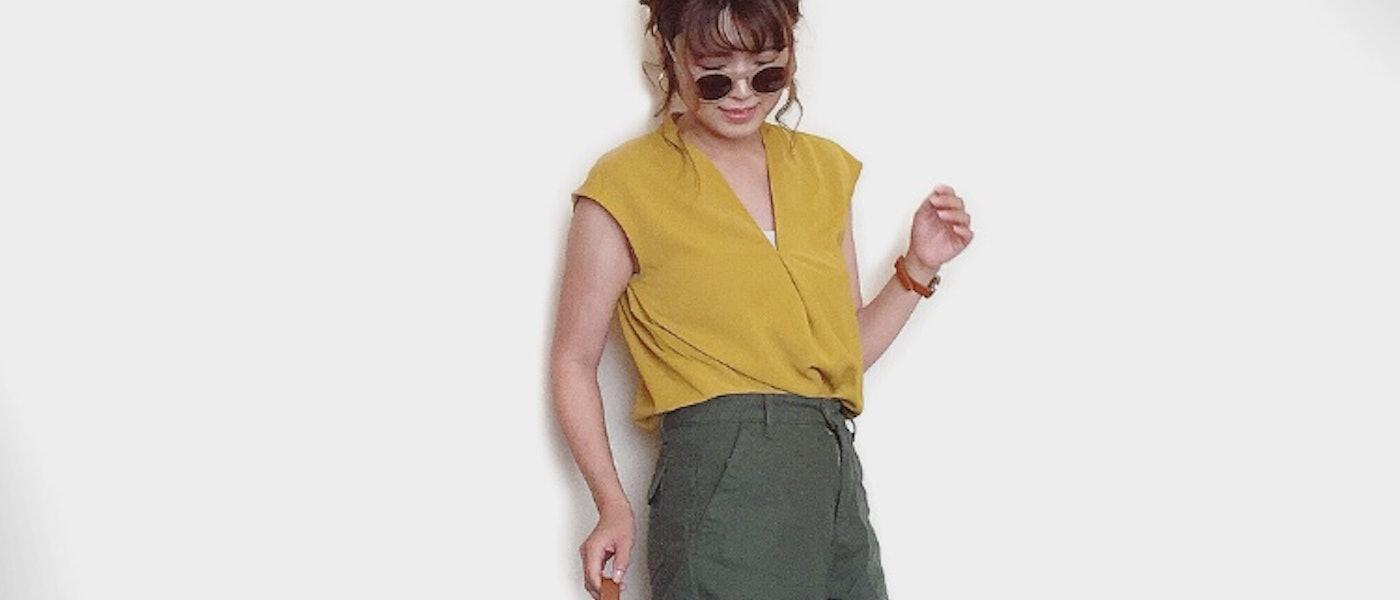 ファッションインスタグラマーおすすめ♡秋も使える夏服着回しコーデ7選【2018秋】