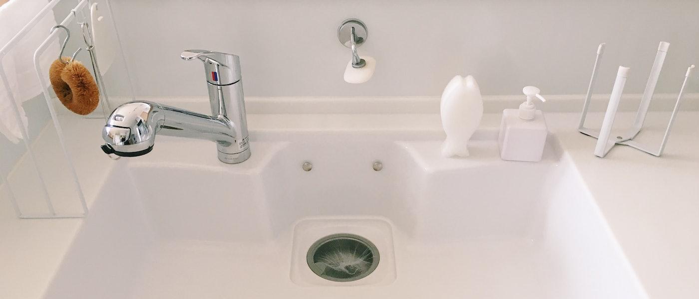 シンク周りをすっきり保つ、ミニマルなキッチン用品8選【インスタグラマーがおすすめ!】