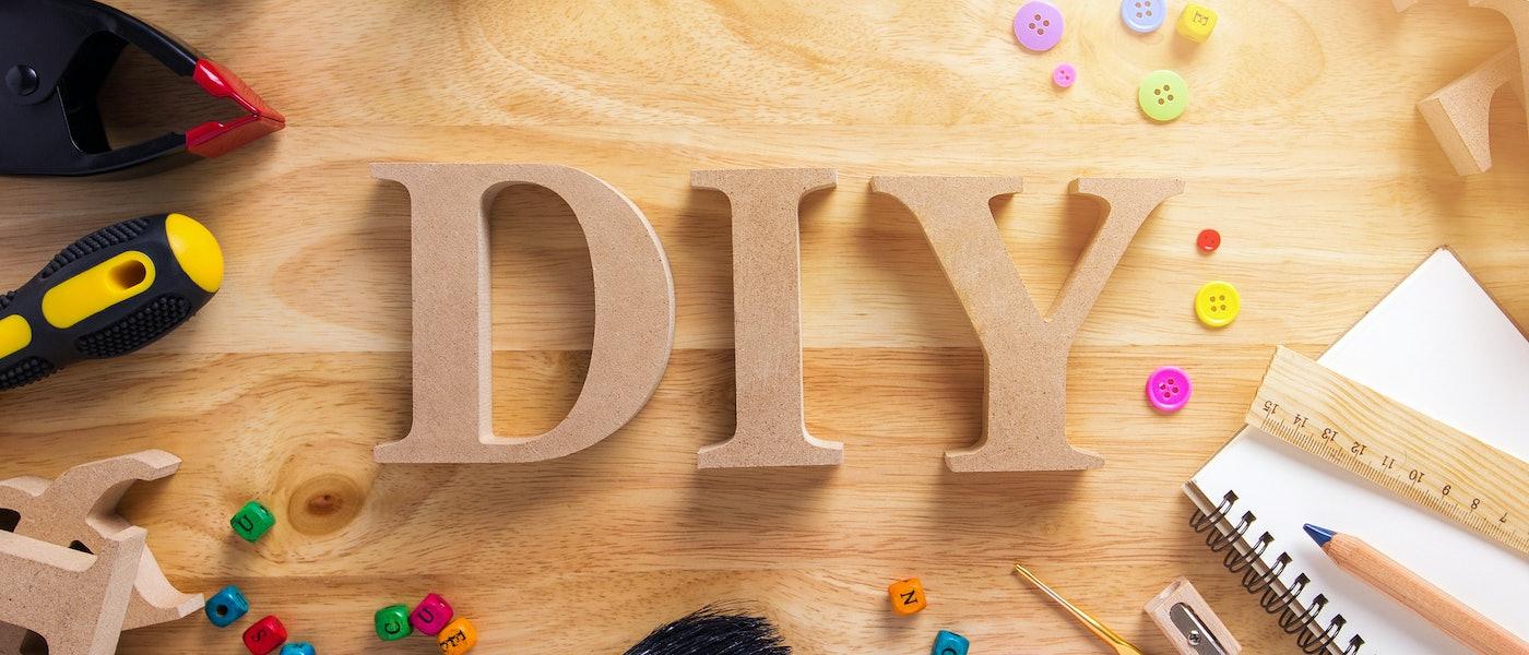 DIYクリエイターが愛用!おすすめのDIYグッズ7選