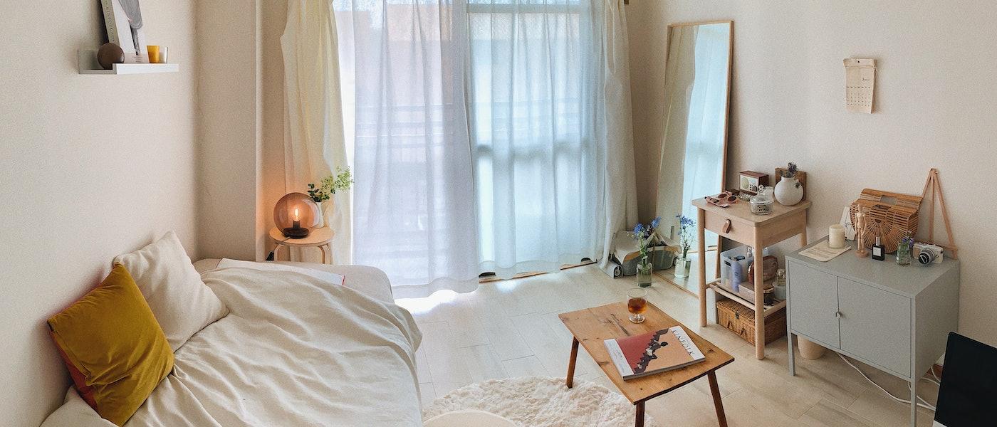 ひとり暮らし女子におすすめ!狭くてもおしゃれなお部屋を作るインテリア10選
