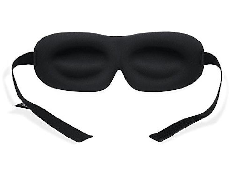 PLEMO 立体型睡眠アイマスク  1枚目