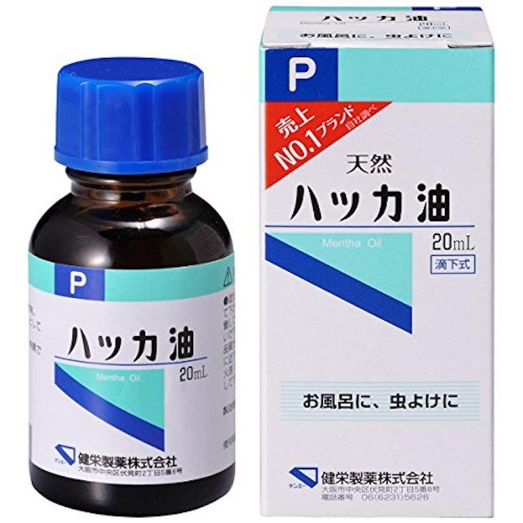 健栄製薬 ハッカ油Pの画像