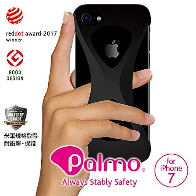 Palmo iPhone7 Blackの画像
