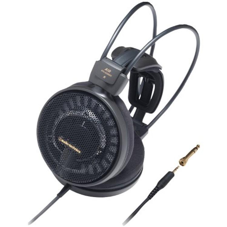 audio-technica エアーダイナミックシリーズ オープン型ヘッドホン ATH-AD900Xの画像