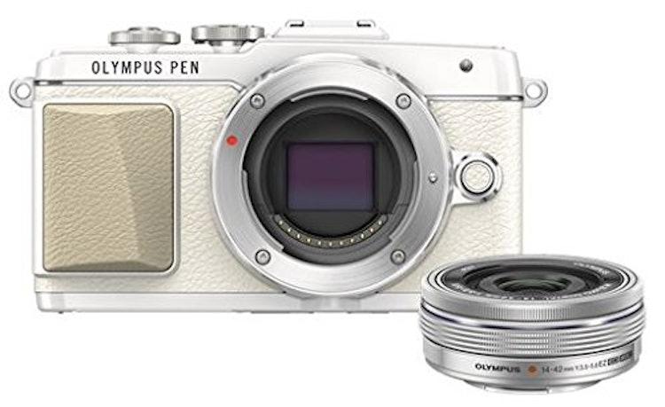 OLYMPUS PEN E-PL7 14-42mm EZレンズキットの画像