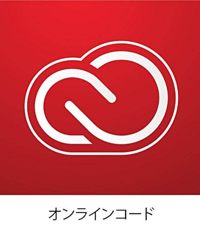 Adobe Creative Cloud コンプリート 2017年版   12か月版  1枚目