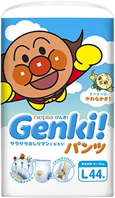 ネピア GENKI!パンツの画像
