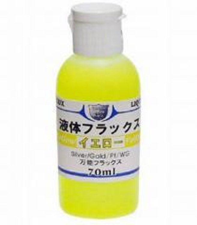 S&F 液体フラックス イエローの画像