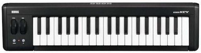 KORG USB MIDIキーボード microKEY-37の画像