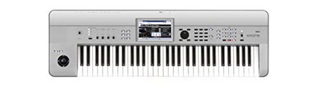 KORG キーボードシンセサイザー KROME Platinum 61の画像