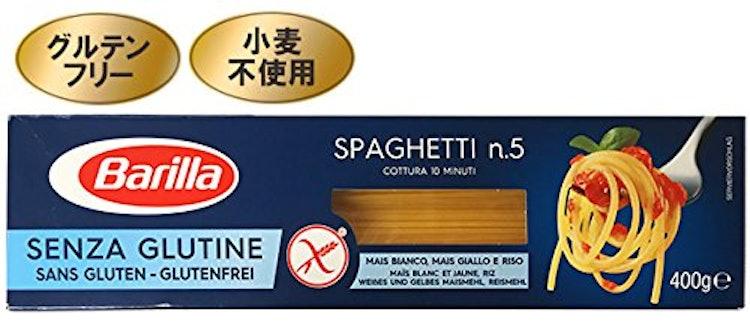 バリラ スパゲッティ グルテンフリーの画像