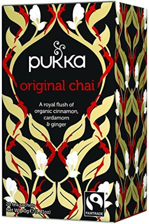 pukka オリジナルチャイの画像