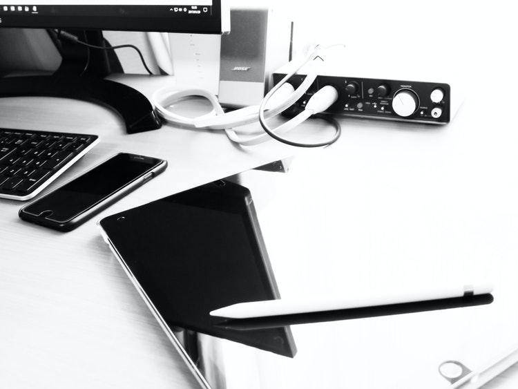 Apple iPad Pro 10.5インチ Wi-Fi 256GB MPDY2J/A の画像