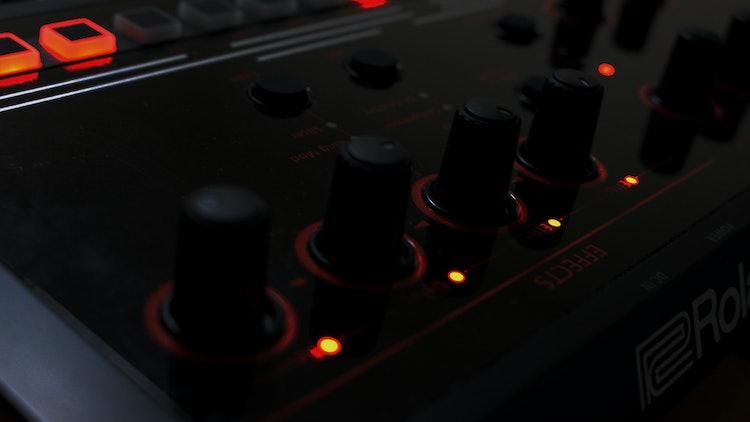 Roland Synthesizer JD-Xiの画像