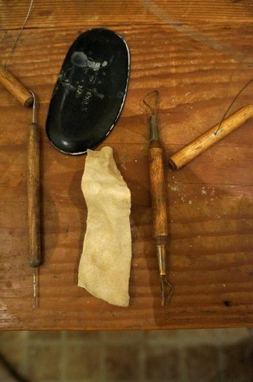 Kemper tools ゴムベラの画像