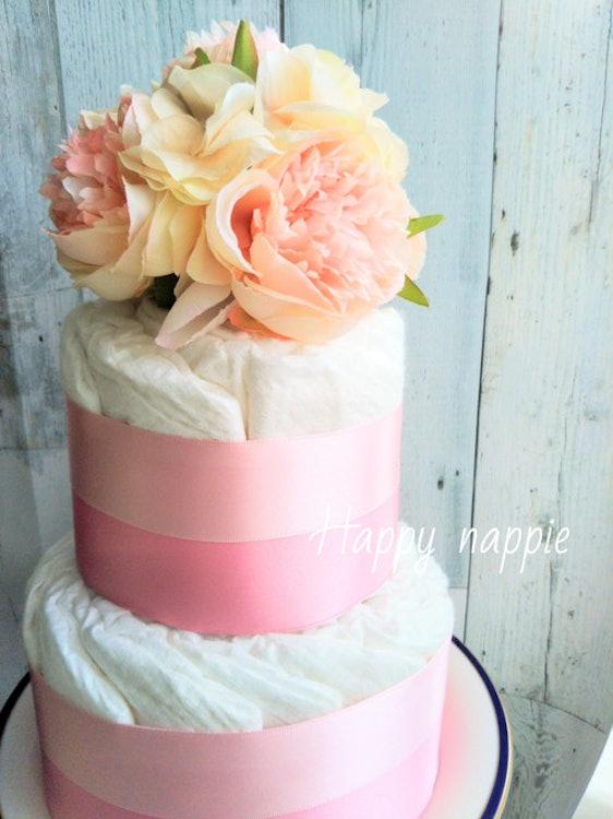 【PR】Happy nappie ダイパーケーキの画像