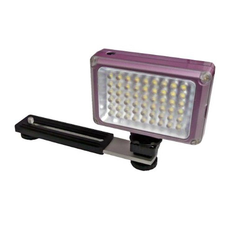 LPL LEDライト VL-540CPII 1枚目