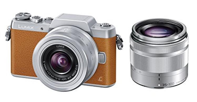 Panasonic ミラーレス一眼カメラ DMC-GF7の画像