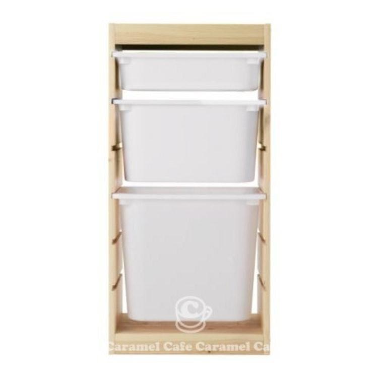 IKEA TROFAST(トロファスト)収納コンビネーション PT-WS1WM1WL1 1枚目