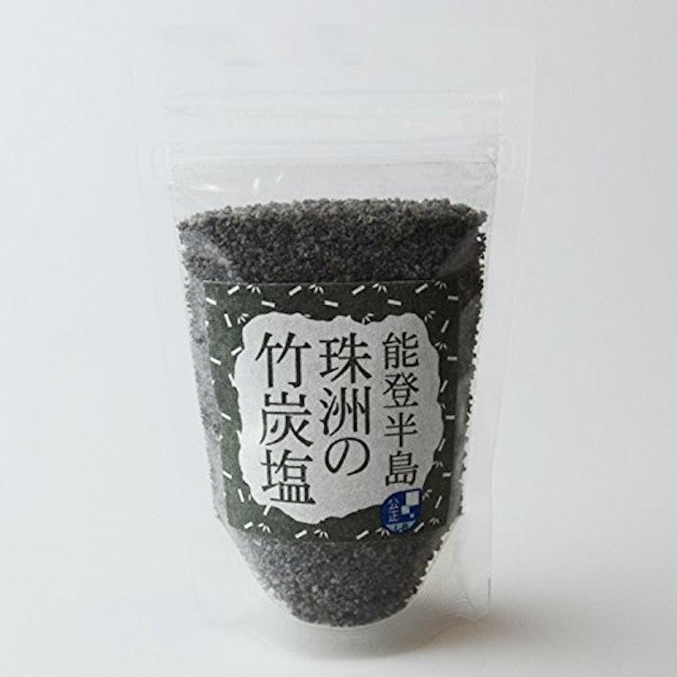 新海塩産業 珠洲の竹炭塩 1枚目