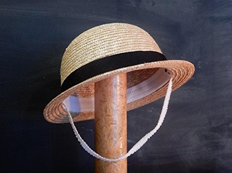 CLASKA クラスカ 麦わら帽子 ベビー 48cmの画像