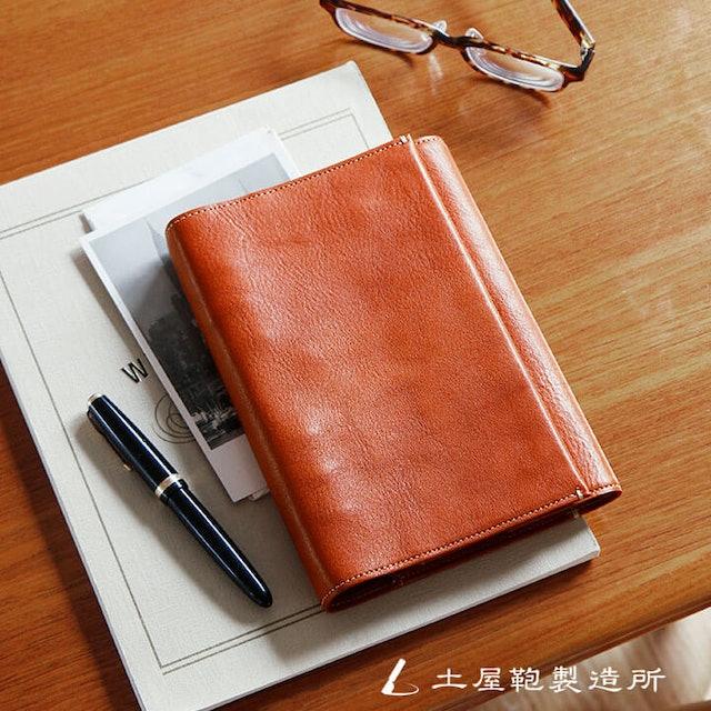 土屋鞄製造所 トーンオイルヌメマルチポケットバイブル手帳 1枚目