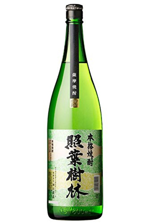 神川酒造 照葉樹林 25度 1800ml 1枚目