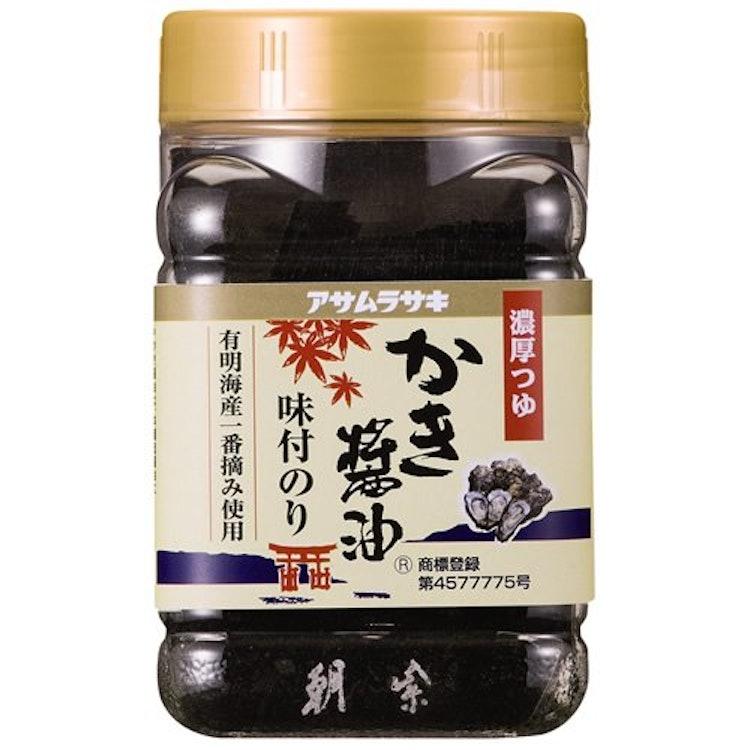 アサムラサキ かき醤油 味付のり 1枚目